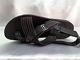 Стильні чоловічі сандалі Bertoni, фото 6