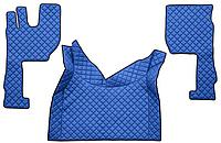 Резиновый коврик с защитными бортами VOLVO FH 16