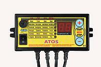 Блок автоматики для твердопаливных котлов ATOS   KOM-STER (Польша)