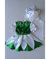 Карнавальний костюм Підсніжник на ріст 95-120см, фото 1