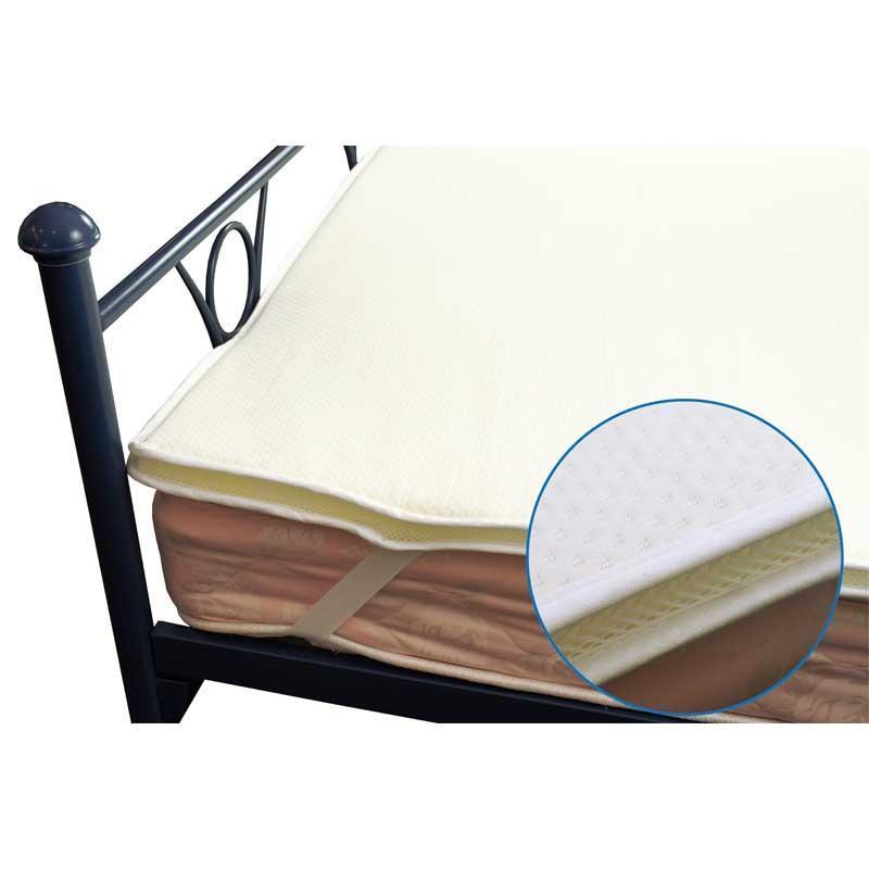 Топпер футон 160х200 тонкий матрас Roll на диван, кровать