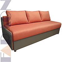 """Розкладний диван """"Скіф"""" (для щоденного сну, механізм єврокнижка, пружинний блок Боннель)"""