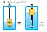Поплавковый датчик(реле) уровня воды и жидкостей с нержавейки 80 мм, фото 4