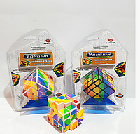 Кубик Рубика Зеркальный радужный