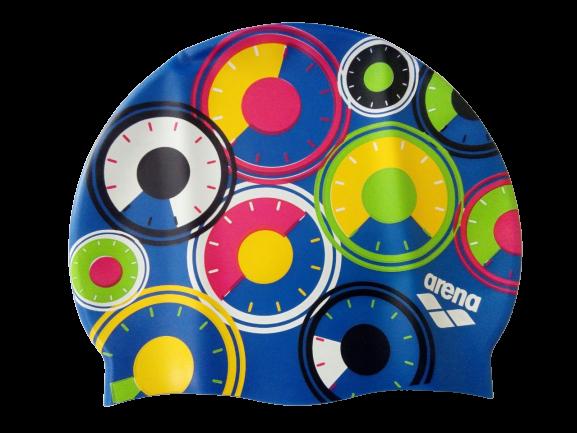 Шапочка для плавания детская Arena PRINT JR 94171-721