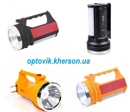 Фонарь ручной Yajia 2882, ліхтарик акумуляторний світлодіодний