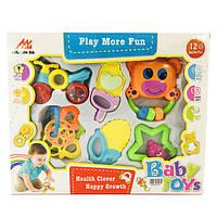 Подарочный набор для новорожденного Play More Fun (6 предметов)