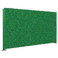 Забор зеленый декоративное ограждение Dark Green, фото 1