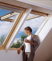 Мансардное окно GPL 3073 М06 78х118 см