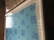Фреймлайт двухсторонний А2 56 мм - Защитный пластик - Антибликовый пластик (0,3 мм), фото 3