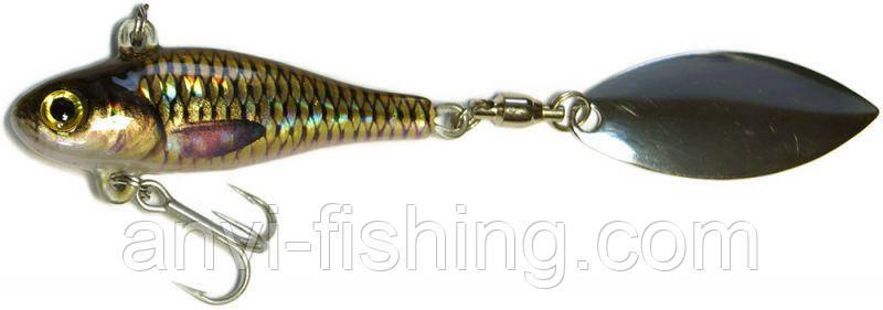 Джиг-спиннер Kosadaka Fish Darts FS7 - 50mm - 28g - CPR