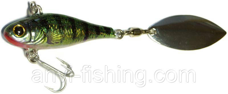 Джиг-спиннер Kosadaka Fish Darts FS7 - 50mm - 28g - PCH