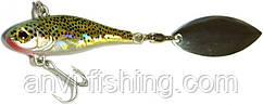 Джиг-спиннер Kosadaka Fish Darts FS7 - 50mm - 28g - RTR