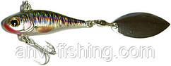 Джиг-спиннер Kosadaka Fish Darts FS7 - 50mm - 28g - SLM