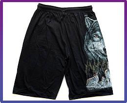 Хлопковые шорты Rock Eagle Волки (стая)