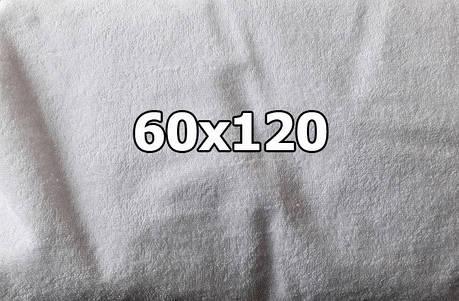 Непромокаемый махровый наматрасник - 60х120 (с бортами), фото 2