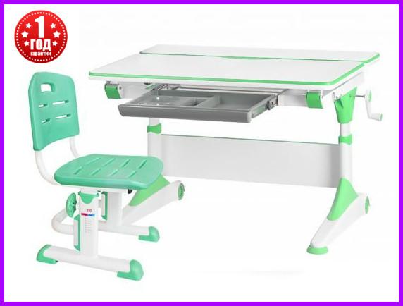 Комплект Evo-Kids стол Alberto Evo-500 WZ + стул Evo-301 Z
