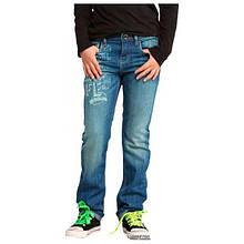 Демисезонные детские джинсы для мальчика Desigual Испания 46D3647 синий