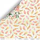 Лист двусторонней бумаги 30x30 от Scrapmir Радость из коллекции Peaches & Cream, фото 2