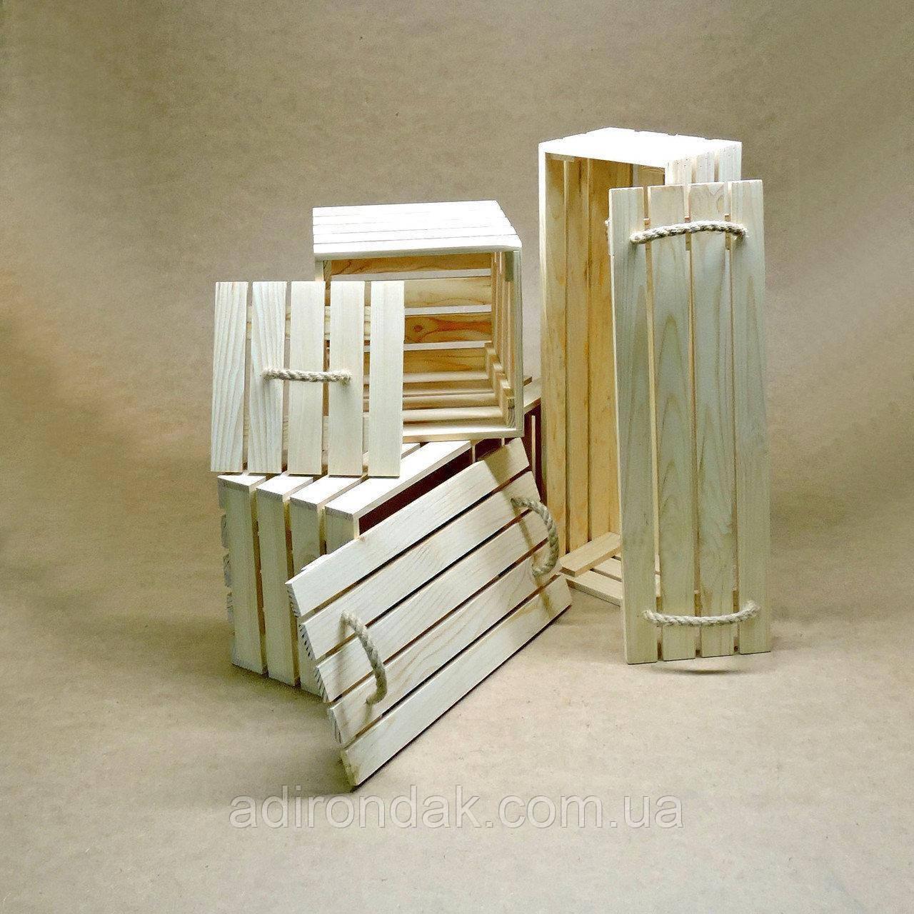 Ящик для хранения Маями В20хД40хШ40см, фото 1