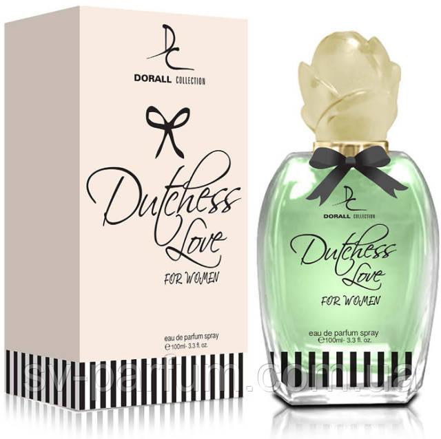 Парфюмированная вода женская DC Dutchess of Love 100ml