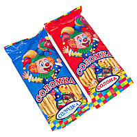 Соломка Клоун 60шт | Радуга Вкуса