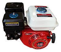 Двигатель бензиновый для мотоблока, 168F (аналог НОNDA)