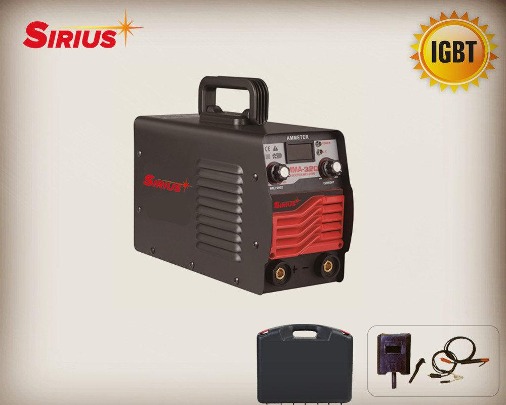 Зварювальний інвертор Sirius ММА-320