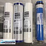 Фильтр обратного осмоса Platinum Wasser ULTRA 6 с минерализатором, фото 8