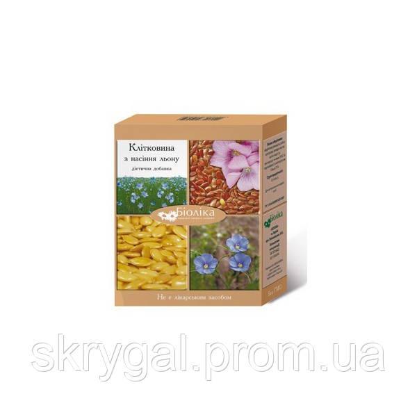 Клетчатка из семян льна.(190 гр)