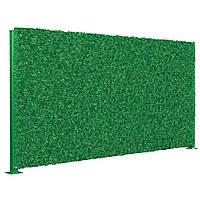 Забор зеленый декоративное ограждение Dark Olive, фото 1