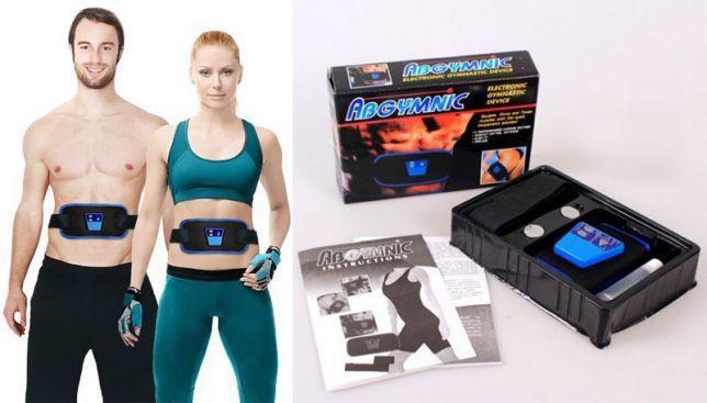 🔥 Пояс-стимулятор для похудения Ab Gymnic
