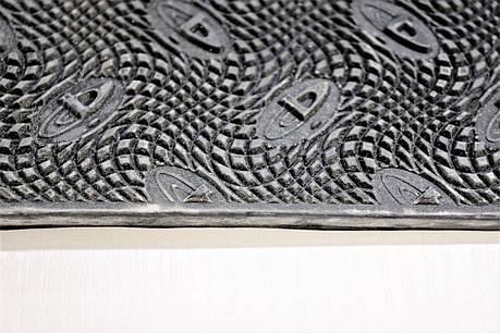 Резина подметочная GTO РИФ ЗИМА 500*500 т. 2 мм., фото 2