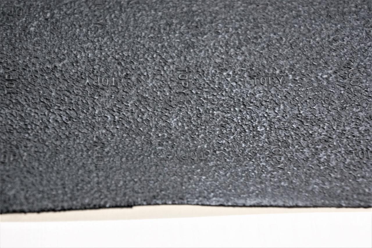 Резина подметочная TOPY TOPSEM   940*600 т.1,5 мм. цвет ,черный