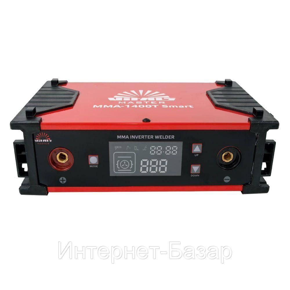 Сварочный аппарат инвертор Vitals Master MMA-1400T Smart