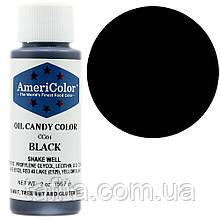Краситель жирорастворимый Black AmeriColor  56,7 г.