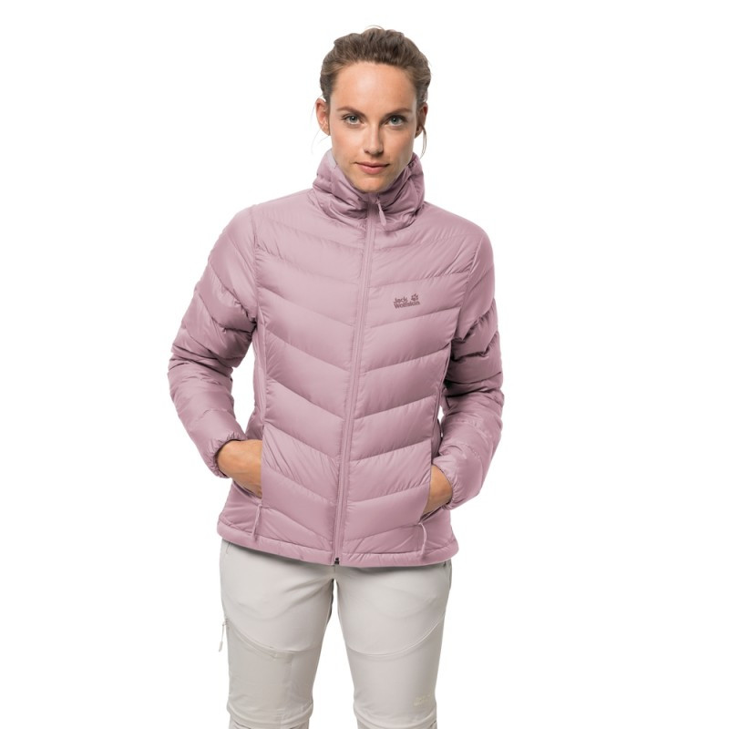 Пуховик Jack Wolfskin Helium High Women