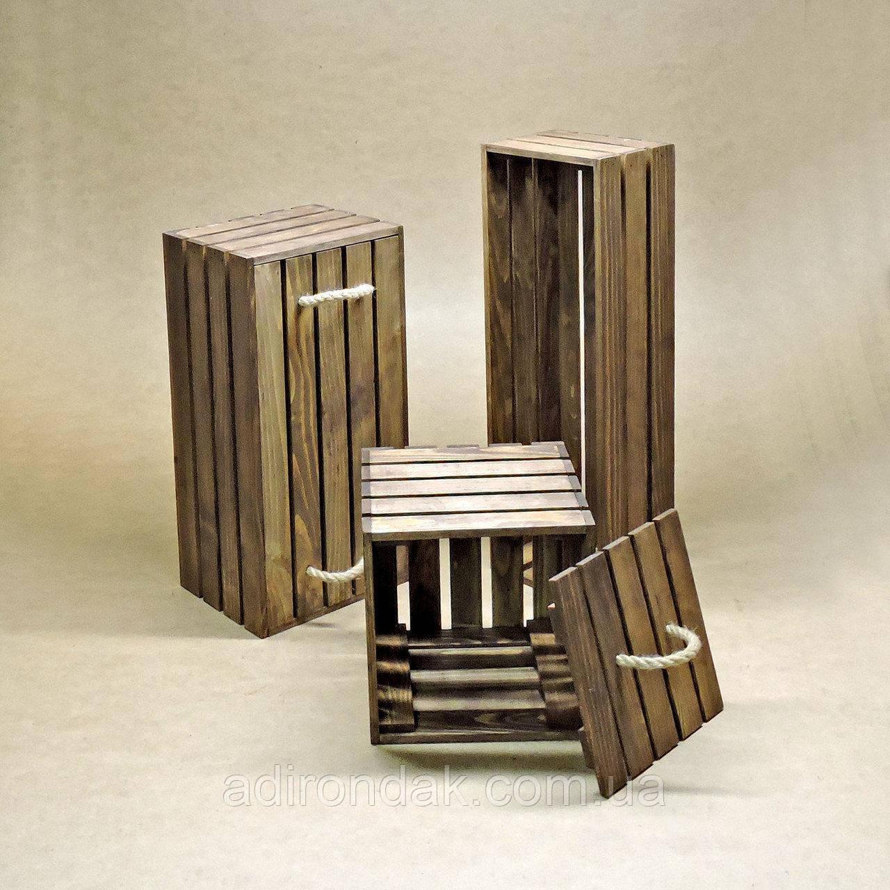 Ящик для хранения Гамбург В30хД50хШ50см, фото 1