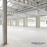 Промышленные полы STANCOLAC Греция