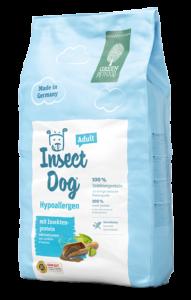 Корм InsectDog Adult Hypoallergen ІнсектДог Едалт для собак гіпоалергенний, c картоплею 4,5 кг