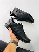 Мужские кожаные кроссовки Adidas Neo