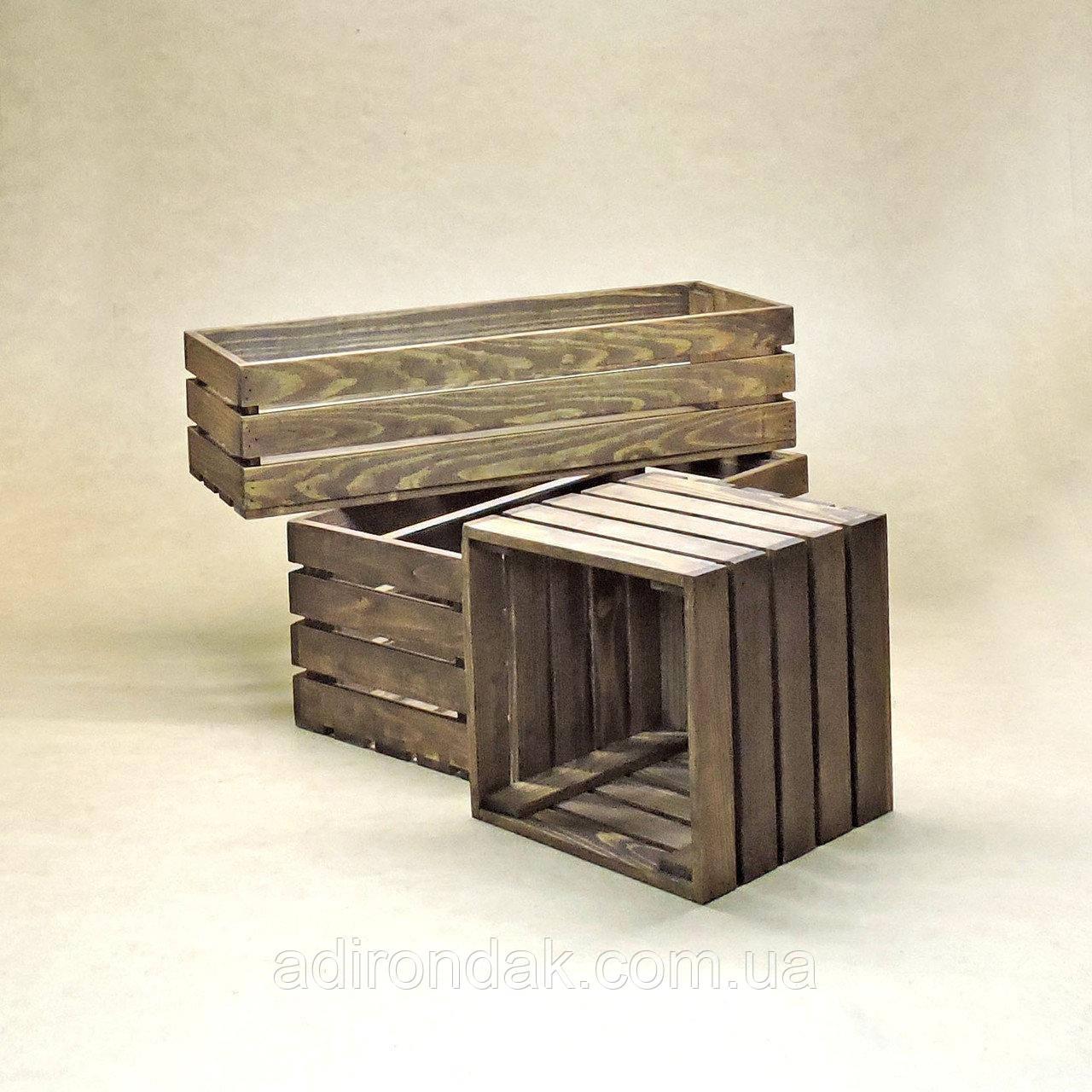 Ящик для хранения Гамбург В30хД30хШ30см