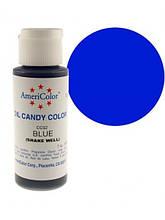 Краситель жирорастворимый Blue AmeriColor  56,7 г.