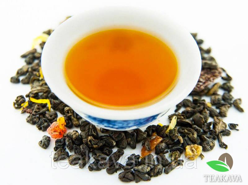 Анабель (зеленый ароматизированный чай), 50 грамм