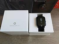 Умные часы Xiaomi Amazfit Bip Smartwatch Bip Youth edition A1608 Черный цвет
