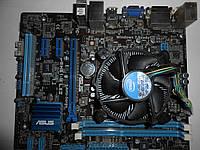 Материнская плата Asus P8H61-M LX2 rev 3.0 + G640 + охлаждение