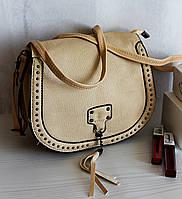 Женская повседневная сумочка через плечо из PU кожи  21 см*7 см*16 см