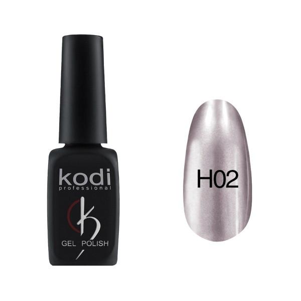 """Гель-лак для ногтей Kodi Professional """"Hollywood"""" №H02 8 мл"""