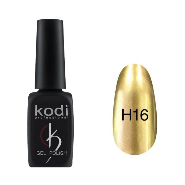 """Гель-лак для ногтей Kodi Professional """"Hollywood"""" №H16 8 мл"""