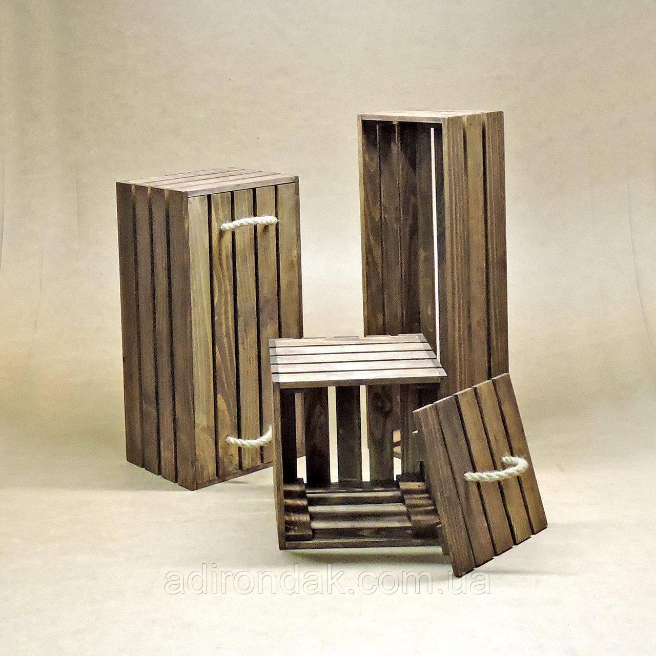 Ящик для хранения Торонто В40хД50хШ50см, фото 1